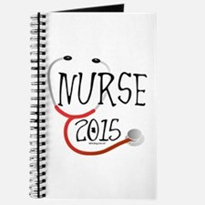 Nurse Graduate 2015 Stethoscope Journal