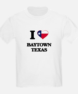 I love Baytown Texas T-Shirt