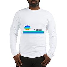 Valeria Long Sleeve T-Shirt