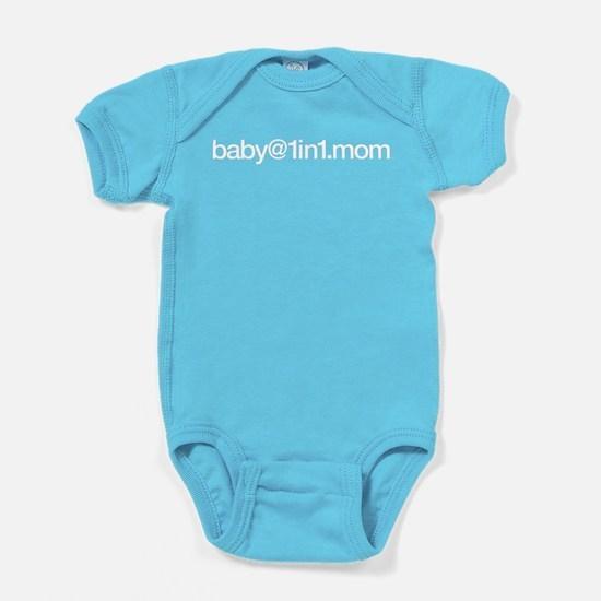 Baby@1in1.mom Baby Bodysuit