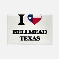 I love Bellmead Texas Magnets