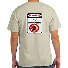 Bariatric Dietitian T-Shirt (Back)
