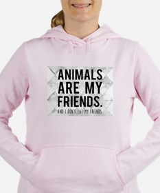 Animal activist Women's Hooded Sweatshirt