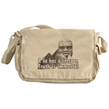 Black History truth Messenger Bag