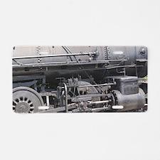 Unique Porter Aluminum License Plate