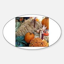 Cute Halloween themes Sticker (Oval)
