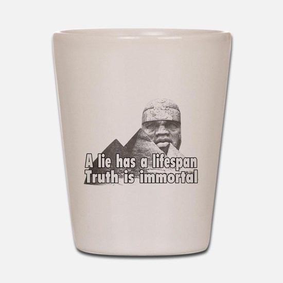 Black History truth Shot Glass