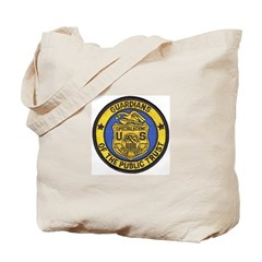 Social Security Special Agent Tote Bag