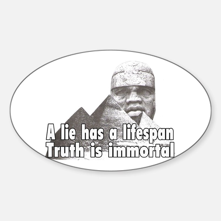 Black History truth Decal