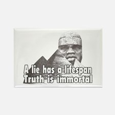 Black History truth Magnets