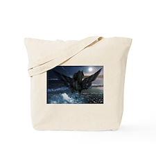 Dark Horse Fantasy Tote Bag
