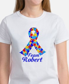 Custom Autism Women's T-Shirt