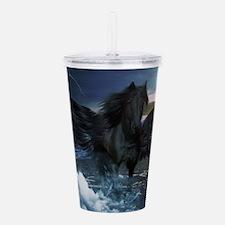 Dark Horse Fantasy Acrylic Double-wall Tumbler