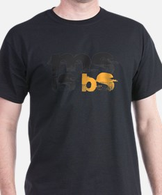 MS is BS (White) T-Shirt