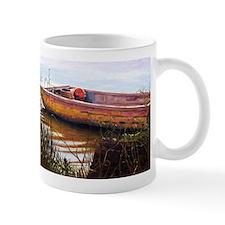 Fishing Boat 12 x 9 Mugs