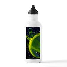 Vintage Science Fictio Water Bottle