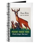 Prevent Forest Fires Journal