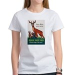 Prevent Forest Fires Women's T-Shirt