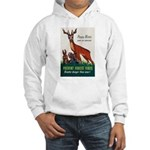 Prevent Forest Fires (Front) Hooded Sweatshirt