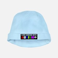 Autism and love baby hat