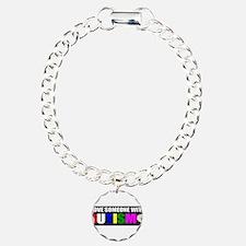Autism and love Bracelet