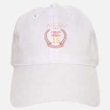 Personalized Name and Year Anniversary Baseball Baseball Cap