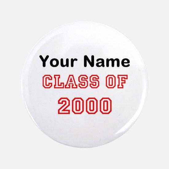 Custom Printed Class Reunions Buttons