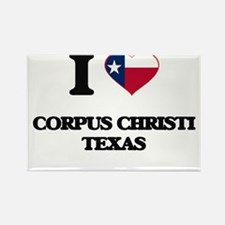 I love Corpus Christi Texas Magnets