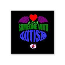 Autism heart Sticker