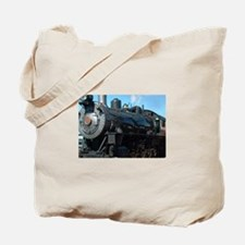 classic train Tote Bag
