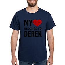 Unique Derek shepherd T-Shirt