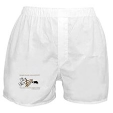 Border Collie Commandment Boxer Shorts