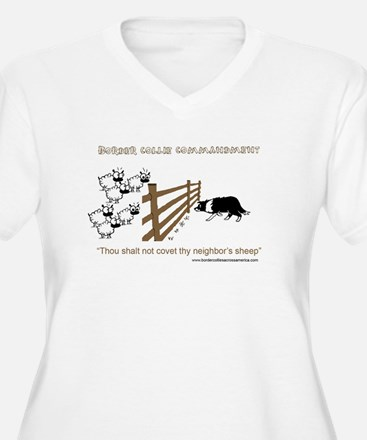 Border Collie Commandment T-Shirt