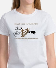 Border Collie Commandment Tee