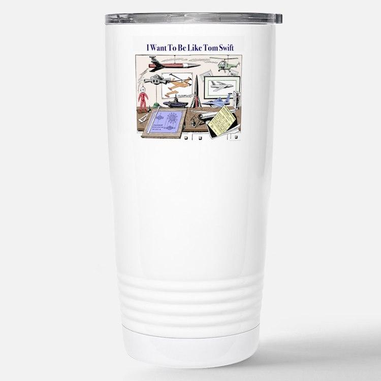 Cute Tom swift Travel Mug