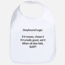Greyhound Logic Bib