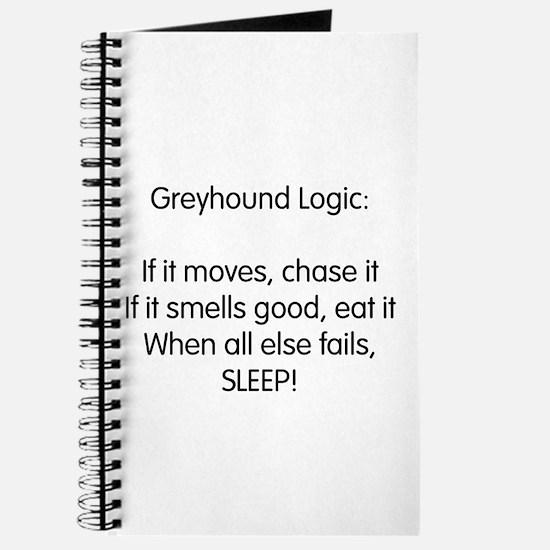 Greyhound Logic Journal