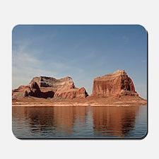 Lake Powell, Glen Canyon, Arizona, USA 1 Mousepad