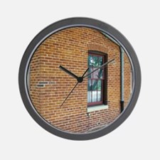 mechanicsburg PA historic train station Wall Clock