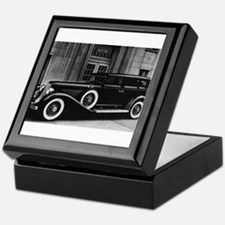 Old Car Keepsake Box