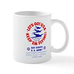 Go USA Go Army Mug