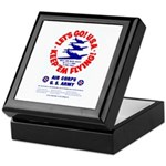 Go USA Go Army Keepsake Box