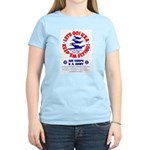 Go USA Go Army (Front) Women's Light T-Shirt