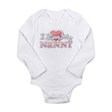 Funny Employer Long Sleeve Infant Bodysuit