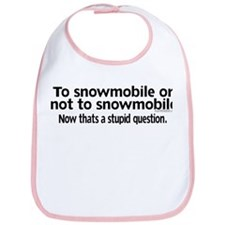 To Snowmobile or Not... Bib