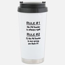 Unique Teacher assistant Travel Mug
