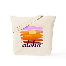 Unique Hawaiian totes Tote Bag