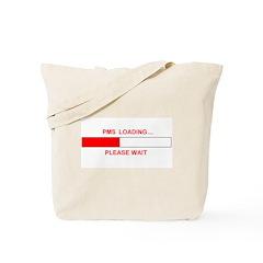 PMS LOADING... Tote Bag