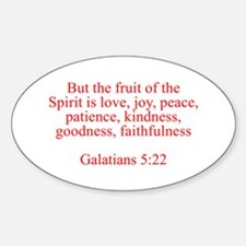 But the fruit of the Spirit is love joy peace pati