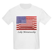 USA 3 Flags T-Shirt
